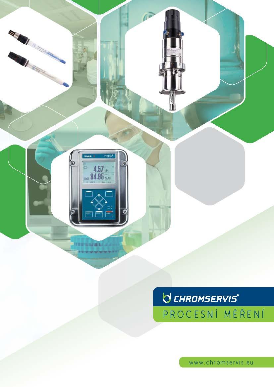 Elektrochemie - Procesní měření