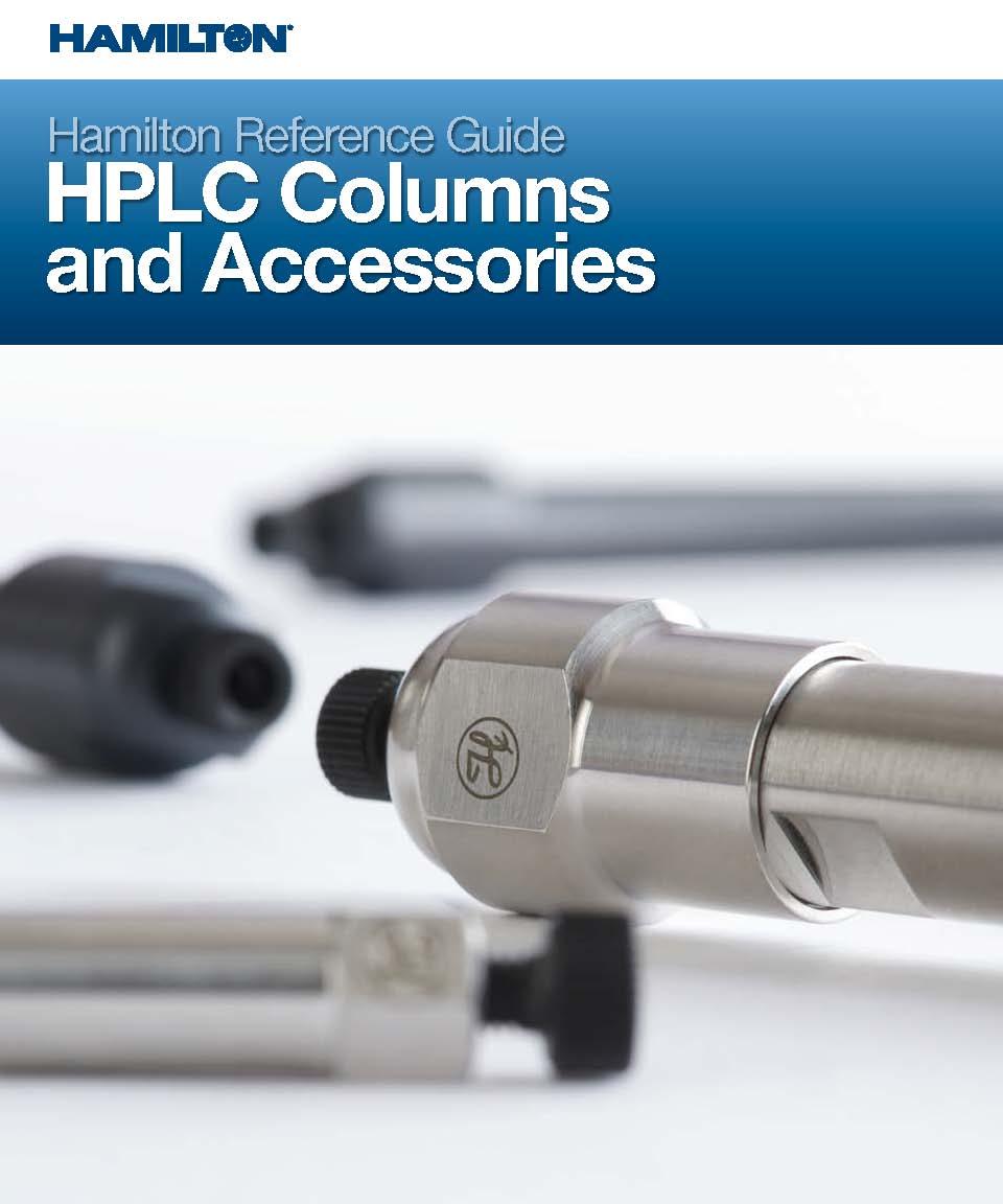 Hamilton HPLC Catalog
