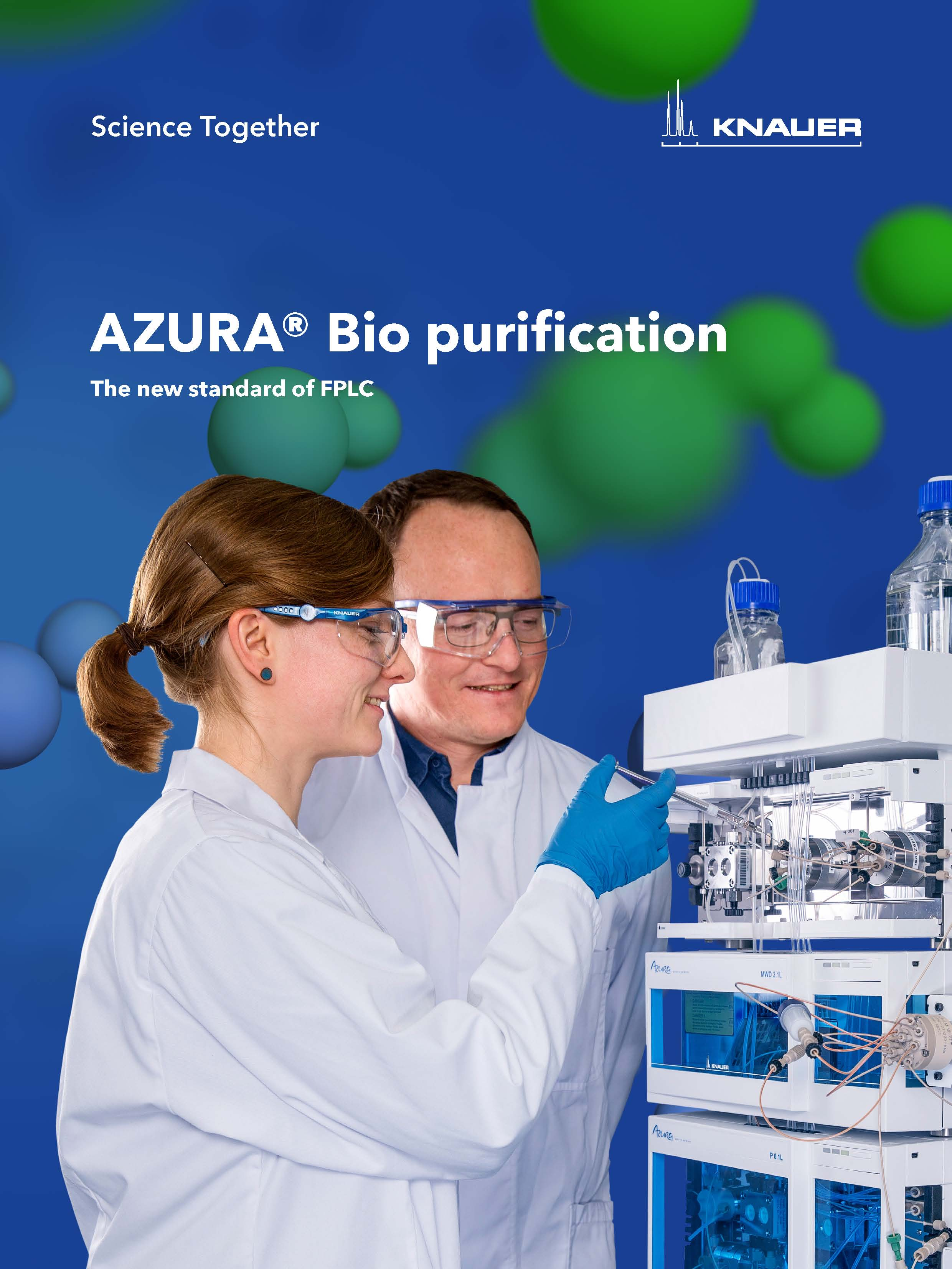 AZURA® Bio purification