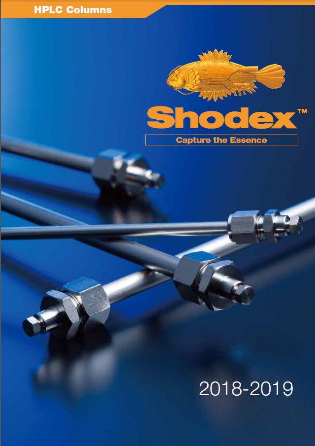 Katalog Shodex