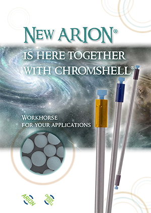 Arion & Chromshell catalogue