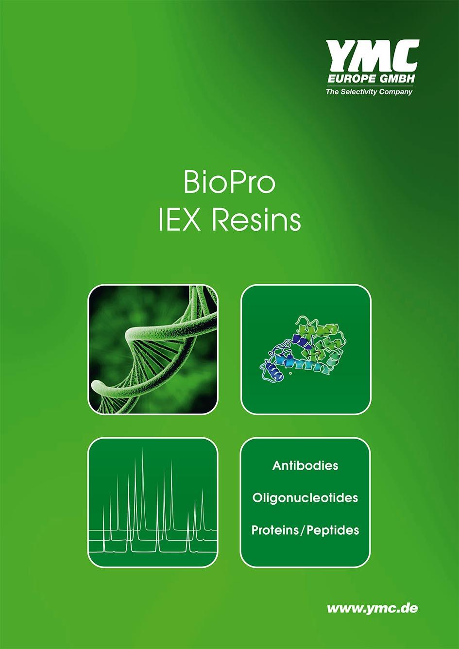 YMC - BioPro IEX Resins