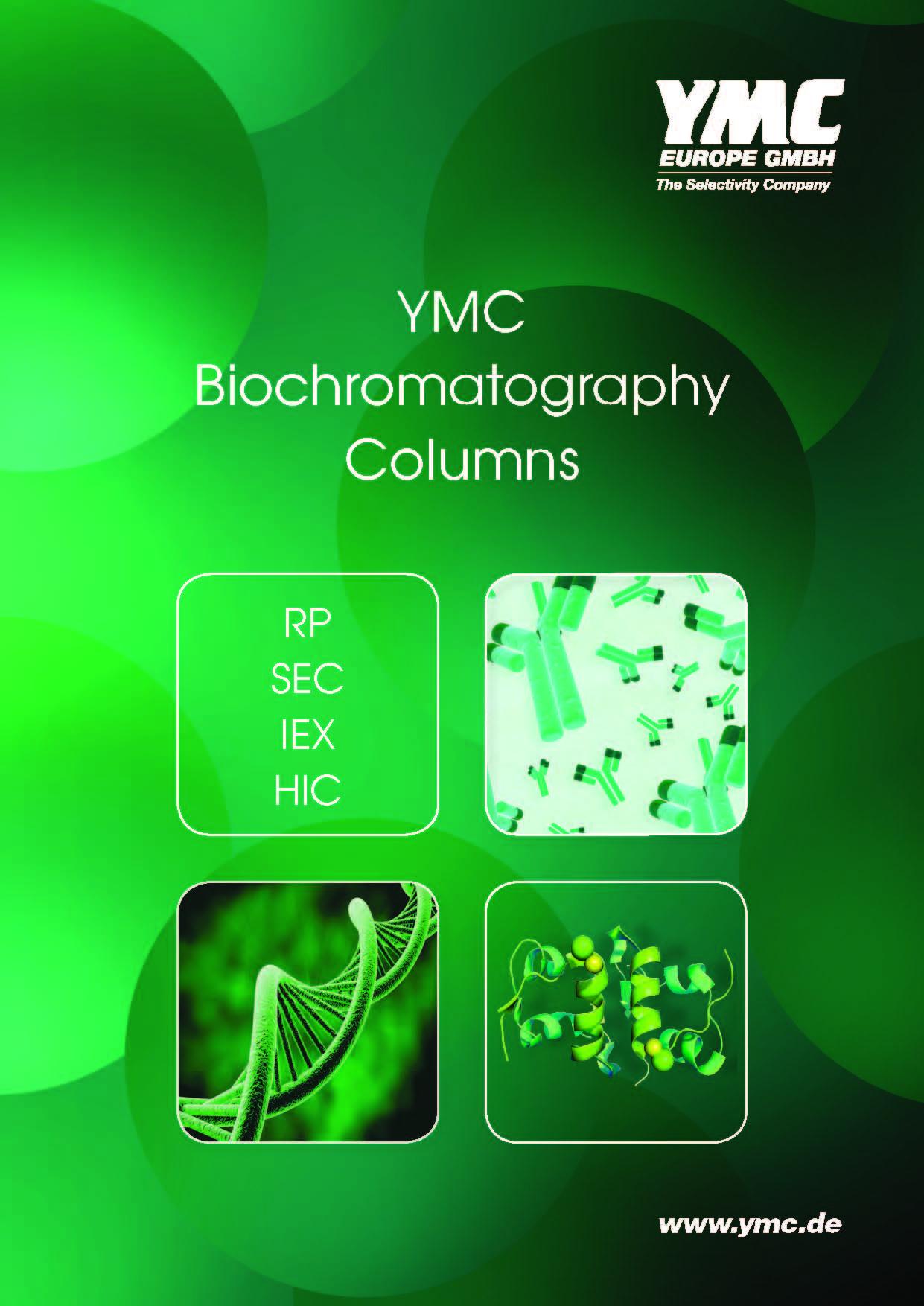 YMC fáze pro Biochromatografii