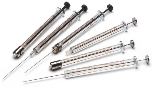 Syringes - Syringe care - Hints and tips - Chromatography / Chromservis.eu