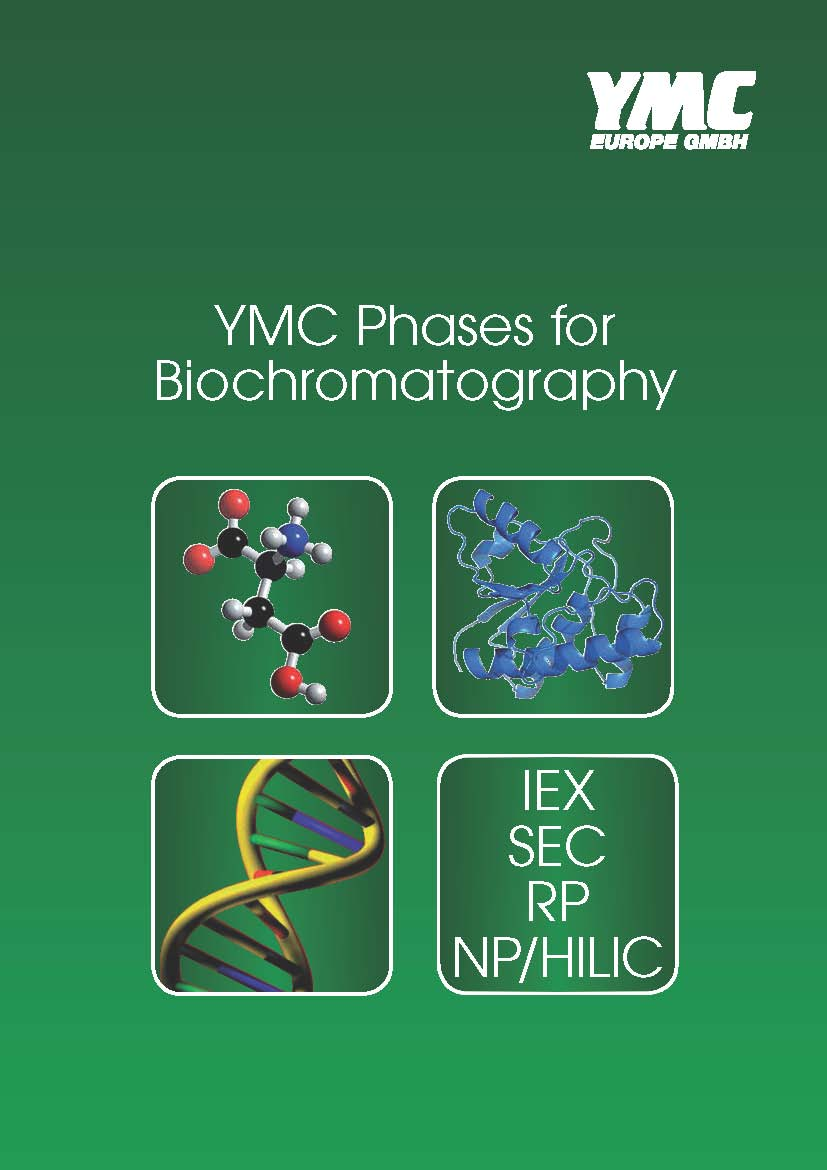 YMC Phases for Biochromatography
