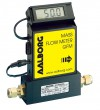 Model GFM Aluminium Mass Flow Meter, incl. display