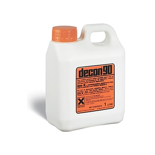 Sales Of Chemicals Contact Eu Federation Email Mail: Decon 90 Cleaning Agent , 5 L