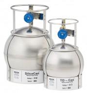 SilcoCan, 3 liters, 2 Port RAVE, Siltek SS