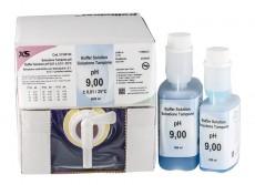 XS pufr pH 9.00 modrý, N.I.S.T. certifikát, přesnost: ±0,02 pH, 500ml