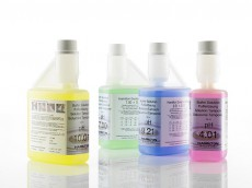 DURACAL Buffer pH 4.01/7.00/10.01,  3 x 500 ml