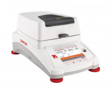 Moisture analyzer OHAUS MB 90, weighing 90g, parts 1mg, halogen heating