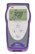 Portable Oxygen meter Oxy 7 - including polarographic sensor OXY DO7/MT (3m cable) and accessories