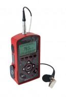 NoisePro DLX Personal Noise Dosimeter (AC-300 Calibrator)