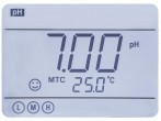pH 50+ DHS pH meter, complete with pH electrode 201T DHS