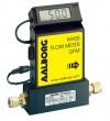 Hliníkový hmotnostní průtokoměr, model GFM37A (max.průtok 50 l/min vzduch)