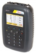 Analyzátor GA5000 k měření CH4/CO2/O2/H2S (5000 ppm) + interní průtokoměr a GPS, bluetooth