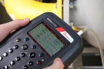 Analyzer Biogas 5000 with sensors CH4/CO2/O2/H2S (5000 ppm), bluetooth