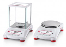 Analytical Balances Pioneer PX523M (520g, 10 mg, Internal Calibration, EC-Type Approved)