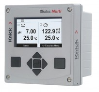Stratos Multi 4-wire, multiparameter, digital basic unit, 2-channel with 4 current outputs