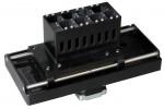 Automatický držiak pre 8 kyviet 10 mm