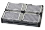 4 Place Stackable Microplate Holder