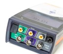 REVIO with pH sensor CHS ChemFlex S7, conductivity sensor CHS CondiGo T BNC, Oxy DO7/3m, temp.probe NT 55, SW Data-Link, BNC/S7 cable, pH buffers, carrying case and access.