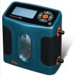 Defender 520 High flow range, 300 mL – 30,000 mL/min, charger with european plug configuration