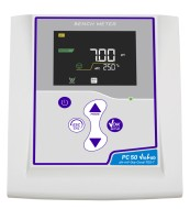 PC 50 VioLab kit with pH electrode CHS ChemFlex S7, cond.cell CHS CondiLab 22P, standards and access.
