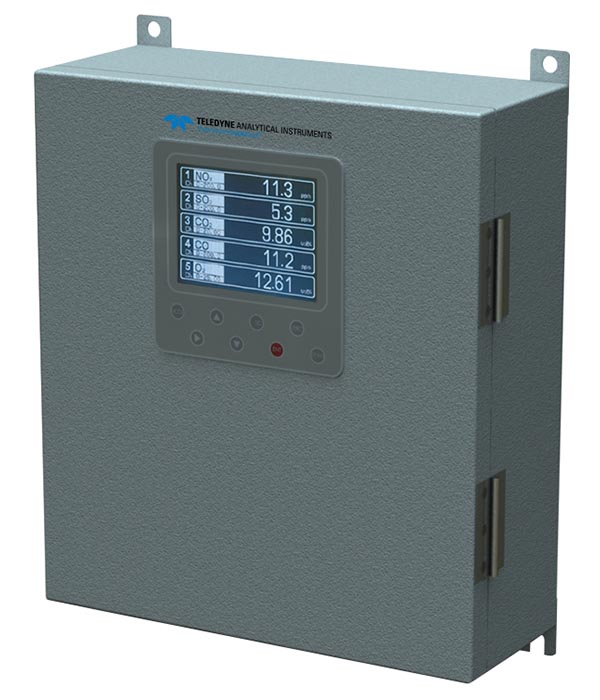 Sales Of Chemicals Contact Eu Federation Email Mail: Flush Panel-mount Non-Dispersive Infrared Analyzer (CO